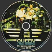 2008 Tour Live Disc