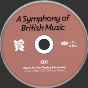 A Symphony Of British Music Disc
