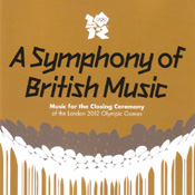 A Symphony Of British Music Front Sleeve