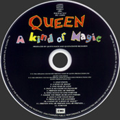 A Kind Of Magic 2004 Disc