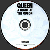 A Night At The Odeon Disc