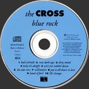 Blue Rock CD Disc