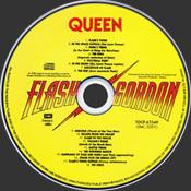 Flash Gordon 2004 Disc