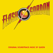 Flash Gordon Front Sleeve