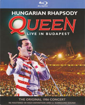 Hungarian Rhapsody Blu-Ray Front Sleeve
