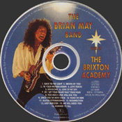 Live At The Brixton Academy Disc