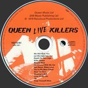 Live Killers Disc 1