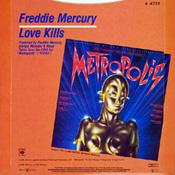 Love Kills Vinyl Sleeve