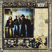 Mad, Bad, And Dangerous To Know Back Vinyl Sleeve