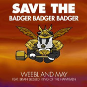 Save The Badger Badger Badger