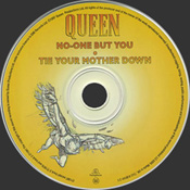 No-One But You Disc