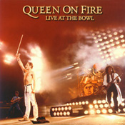On Fire: Live At The Bowl Front Sleeve