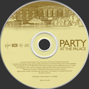 Party At The Palace Disc