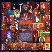 Queen Vinyl Back Sleeve