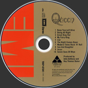 Queen 2004 Disc