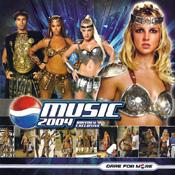 Pepsi Music 2004 Front Sleeve