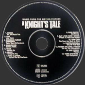 A Knight's Tale Disc