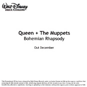 Bohemian Rhapsody Back Sleeve