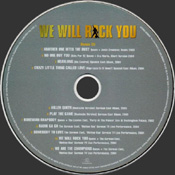 WWRY 10 Years Disc