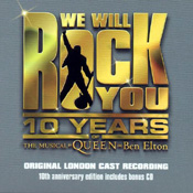 WWRY 10 Years Front Sleeve