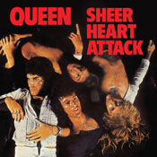 Sheer Heart Attack Front Sleeve
