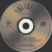 Shove It CD Disc