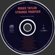 Strange Frontier Disc