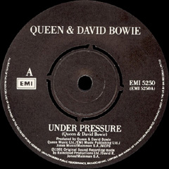 QueenVault com - Queen + David Bowie