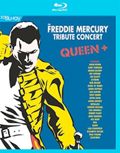 The Freddie Mercury Tribute Concert Front Sleeve